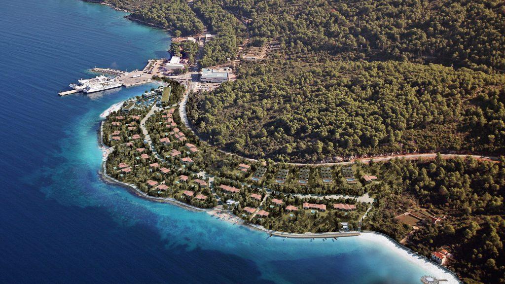 Croatia Land, Olive Bay - Island Hvar